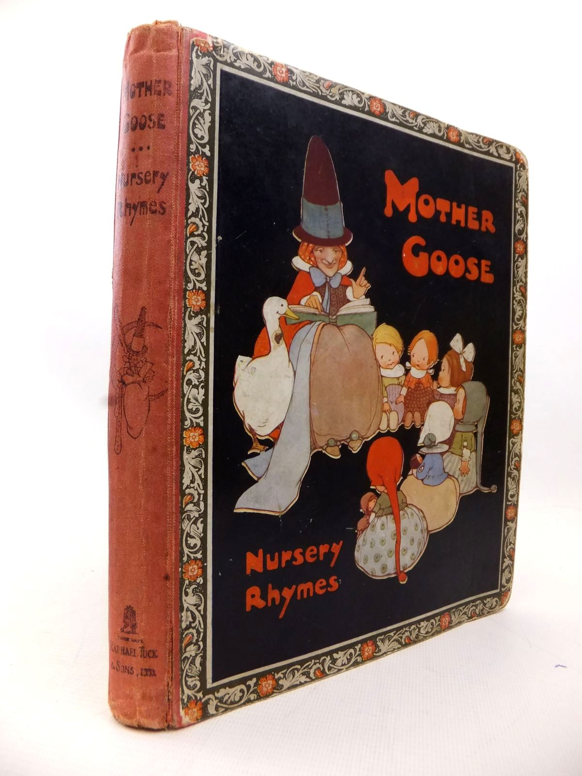 Photo of MOTHER GOOSE NURSERY RHYMES illustrated by Attwell, Mabel Lucie published by Raphael Tuck & Sons Ltd. (STOCK CODE: 1814111)  for sale by Stella & Rose's Books