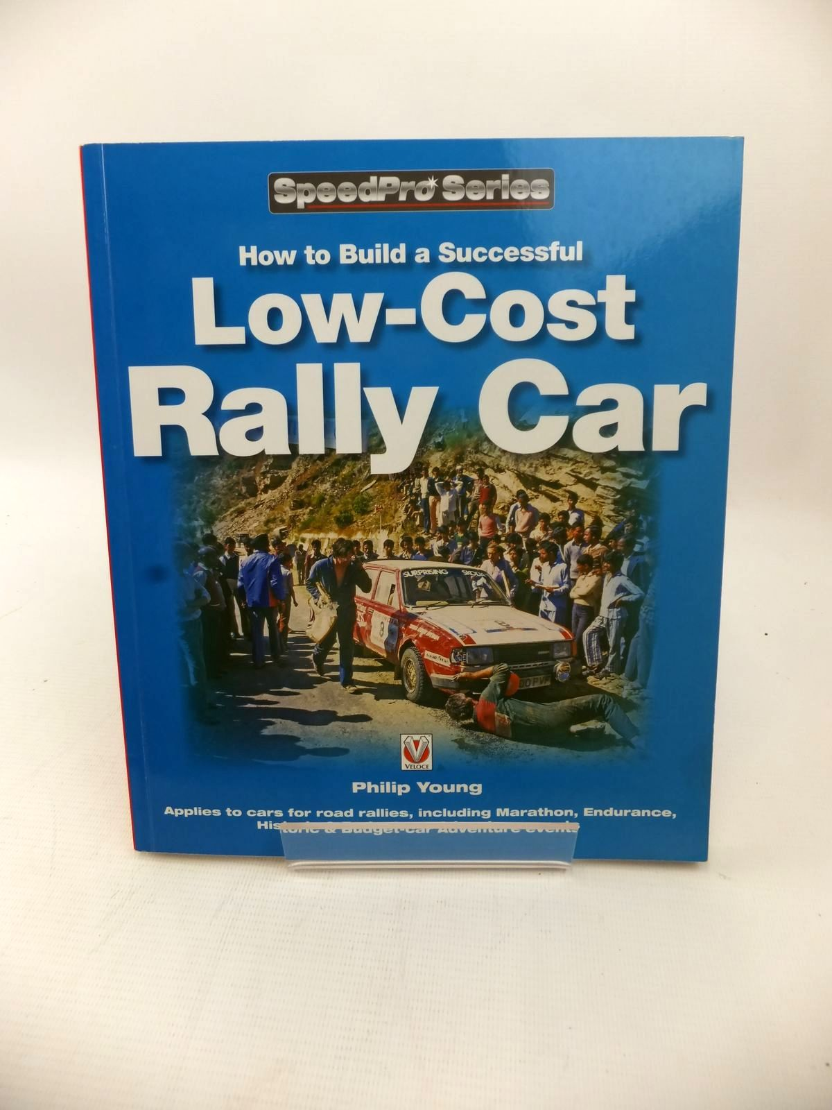 Photo of HOW TO BUILD A SUCCESSFUL LOW-COST RALLY CAR written by Young, Philip published by Veloce Publishing (STOCK CODE: 1814119)  for sale by Stella & Rose's Books