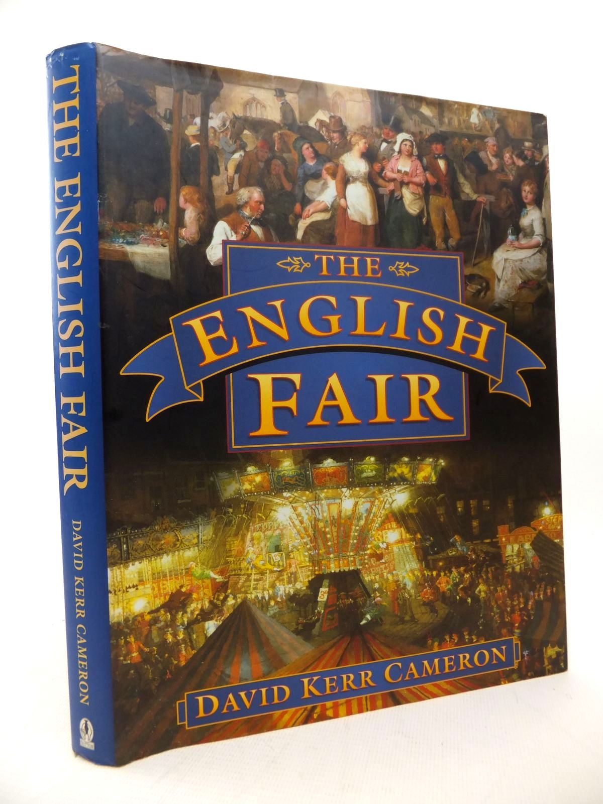Photo of THE ENGLISH FAIR written by Cameron, David Kerr published by Sutton Publishing (STOCK CODE: 1814125)  for sale by Stella & Rose's Books