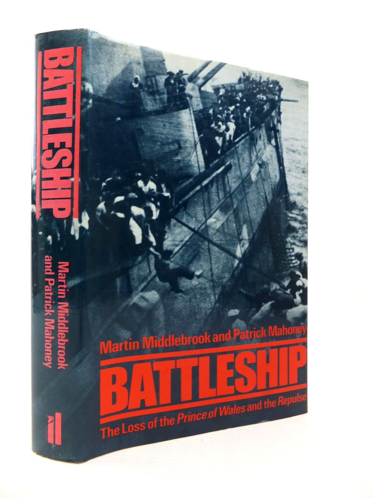 Photo of BATTLESHIP written by Middlebrook, Martin<br />Mahoney, Patrick published by Allen Lane (STOCK CODE: 1814180)  for sale by Stella & Rose's Books