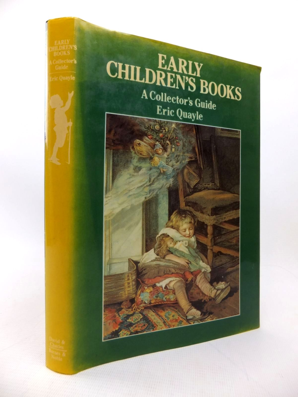 Photo of EARLY CHILDREN'S BOOKS A COLLECTOR'S GUIDE written by Quayle, Eric published by David & Charles, Barnes & Noble Books (STOCK CODE: 1814181)  for sale by Stella & Rose's Books