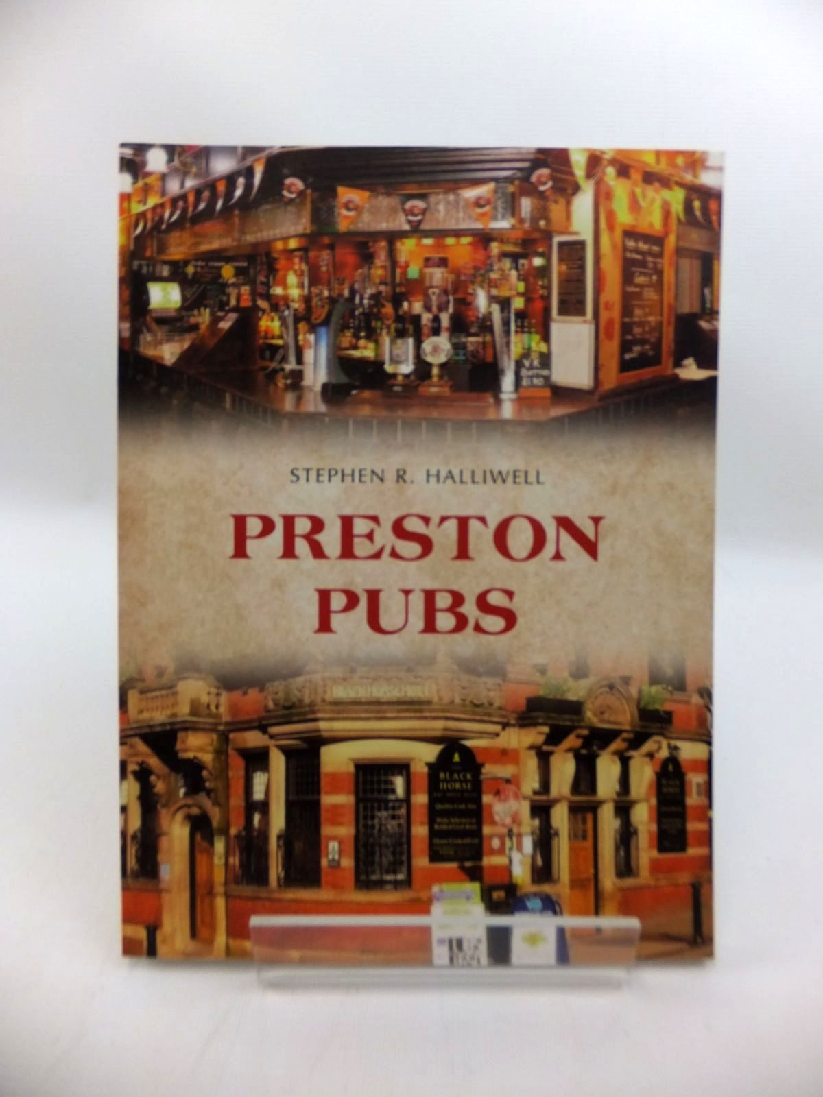Photo of PRESTON PUBS written by Halliwell, Stephen R. published by Amberley (STOCK CODE: 1814267)  for sale by Stella & Rose's Books