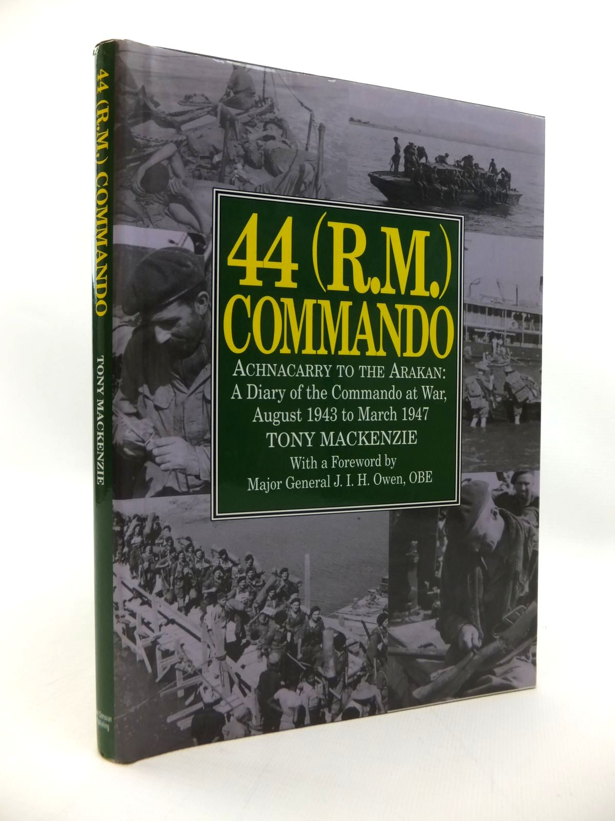 Photo of 44 (R.M.) COMMANDO written by Mackenzie, Tony published by Tom Donovan (STOCK CODE: 1814313)  for sale by Stella & Rose's Books