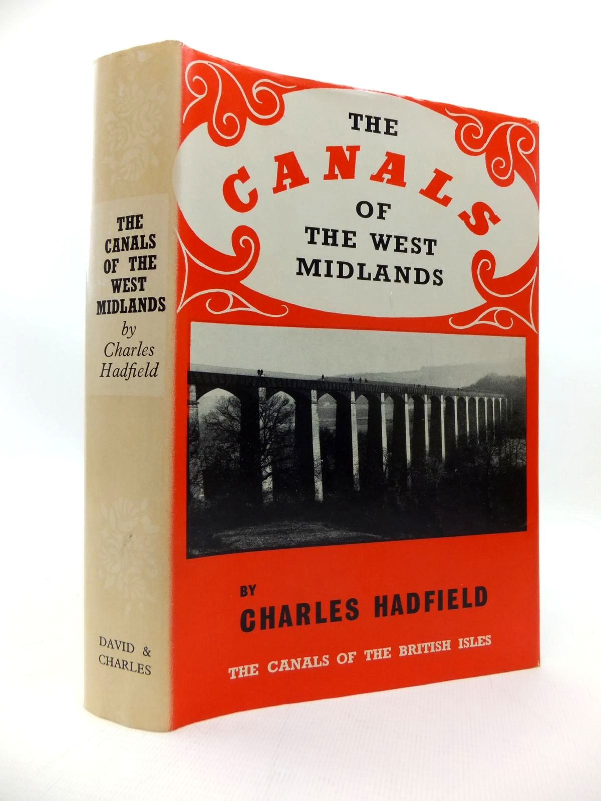 Photo of THE CANALS OF THE WEST MIDLANDS written by Hadfield, Charles published by David & Charles (STOCK CODE: 1814395)  for sale by Stella & Rose's Books
