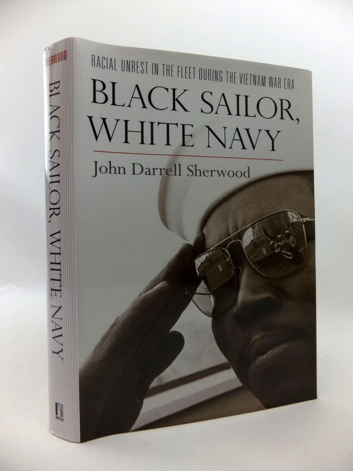 Photo of BLACK SAILOR, WHITE NAVY written by Sherwood, John Darrell published by New York University Press (STOCK CODE: 1814443)  for sale by Stella & Rose's Books