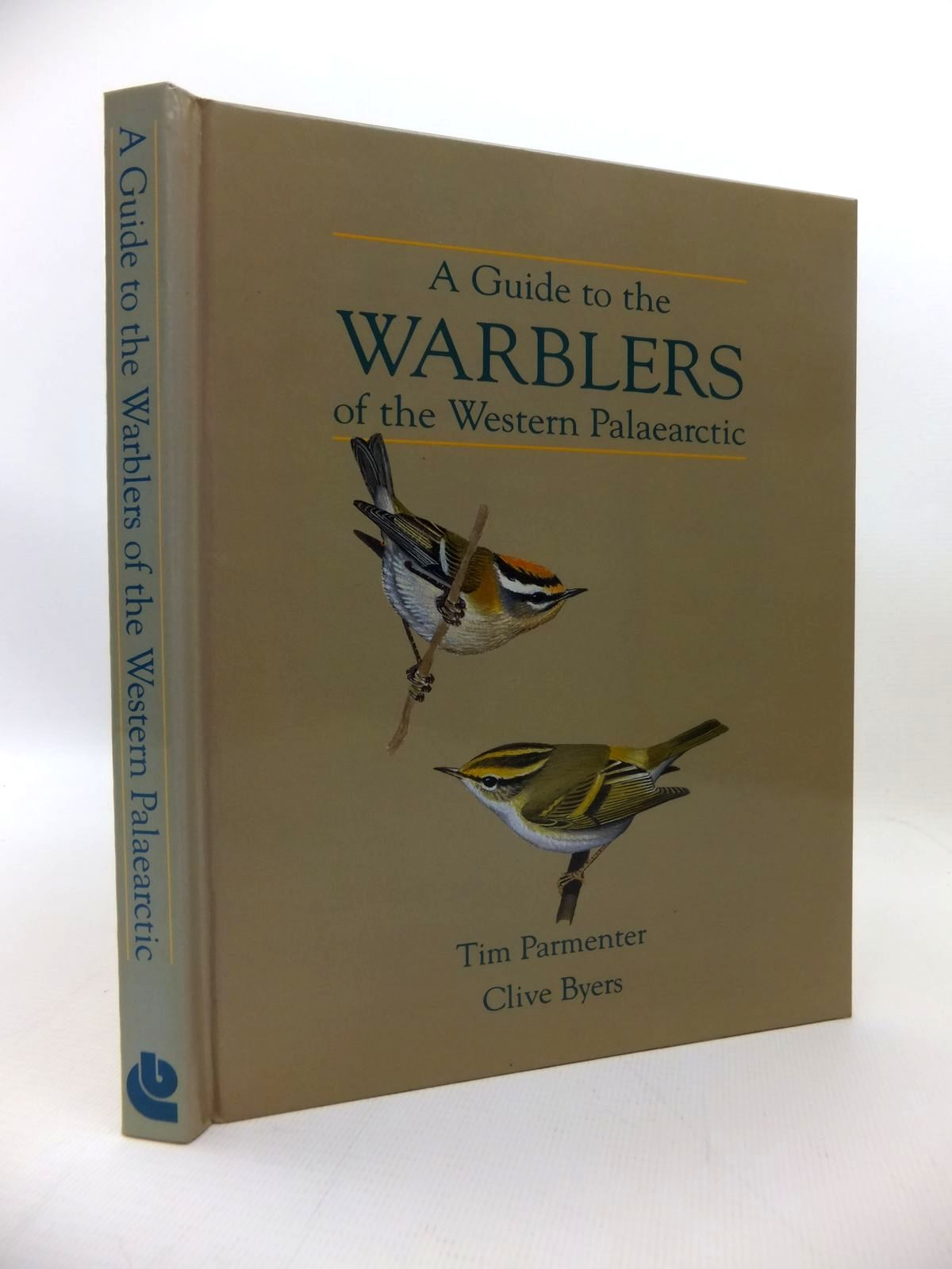 Photo of A GUIDE TO WARBLERS OF THE WESTERN PALAEARCTIC written by Parmenter, Tim<br />Byers, Clive published by Bruce Coleman (STOCK CODE: 1814470)  for sale by Stella & Rose's Books