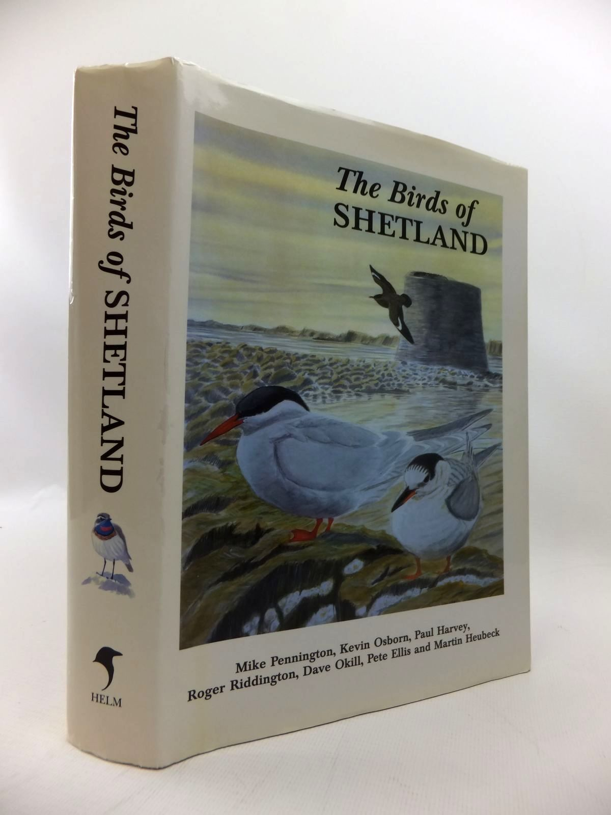 Photo of THE BIRDS OF SHETLAND written by Pennington, Mike<br />Osborne, Kevin<br />Harvey, Paul<br />et al,  published by Christopher Helm (STOCK CODE: 1814548)  for sale by Stella & Rose's Books