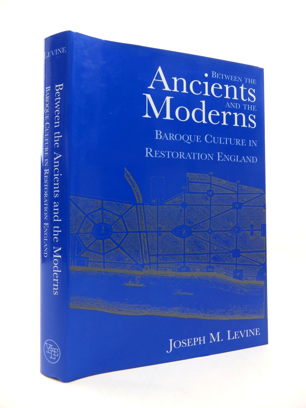 Photo of BETWEEN THE ANCIENTS AND THE MODERNS: BAROQUE CULTURE IN RESTORATION ENGLAND written by Levine, Joseph M. published by Yale University Press (STOCK CODE: 1814566)  for sale by Stella & Rose's Books