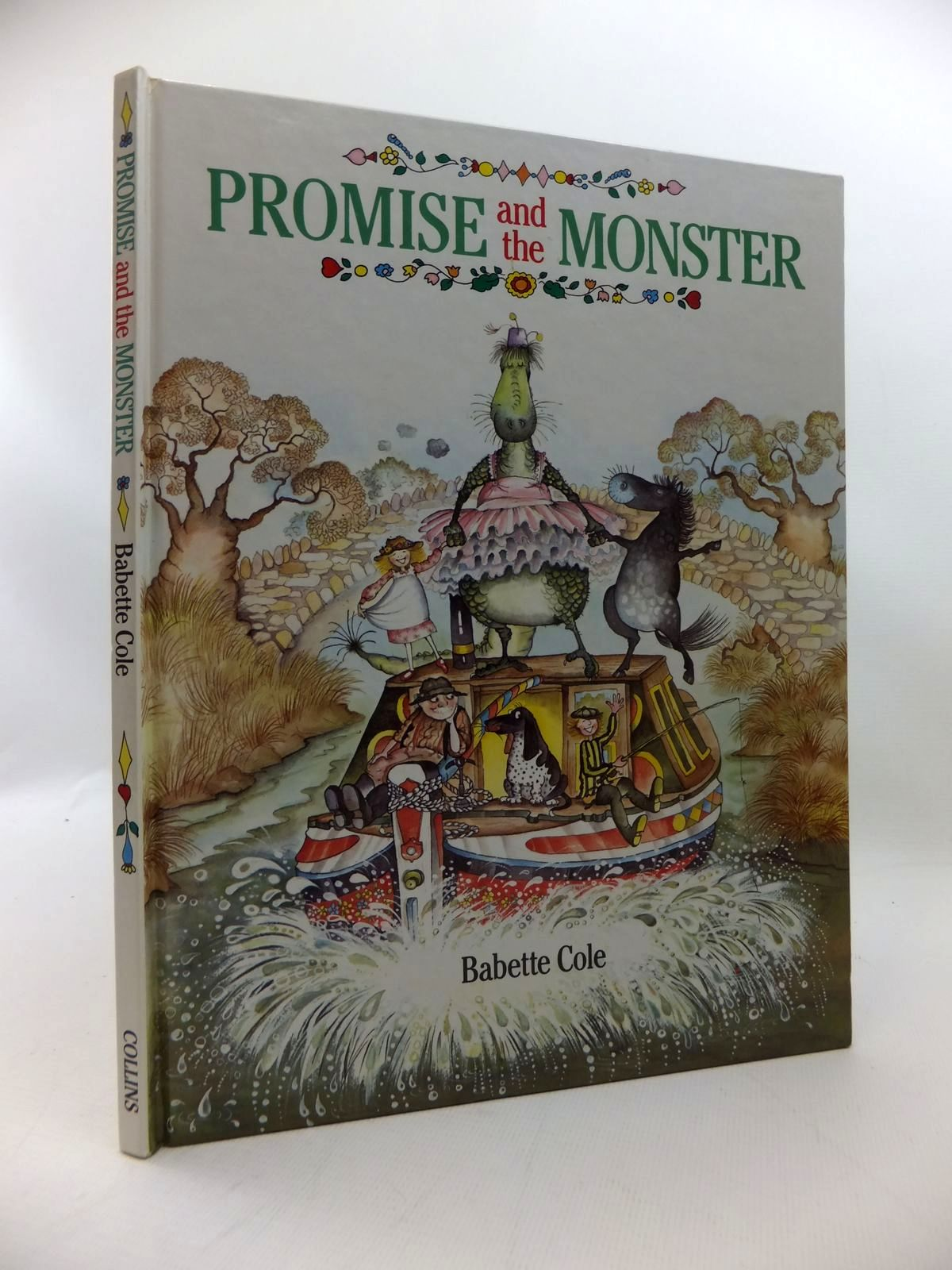 Photo of PROMISE AND THE MONSTER written by Cole, Babette illustrated by Cole, Babette published by Collins (STOCK CODE: 1814589)  for sale by Stella & Rose's Books