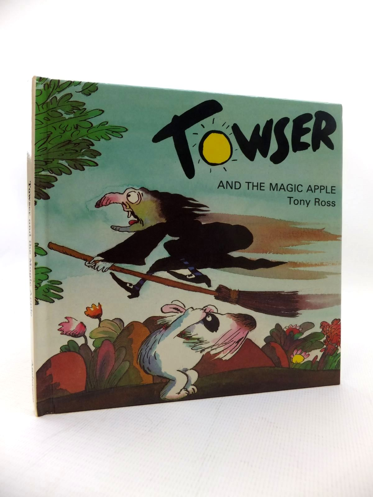 Photo of TOWSER AND THE MAGIC APPLE written by Ross, Tony illustrated by Ross, Tony published by Anderson Press (STOCK CODE: 1814606)  for sale by Stella & Rose's Books