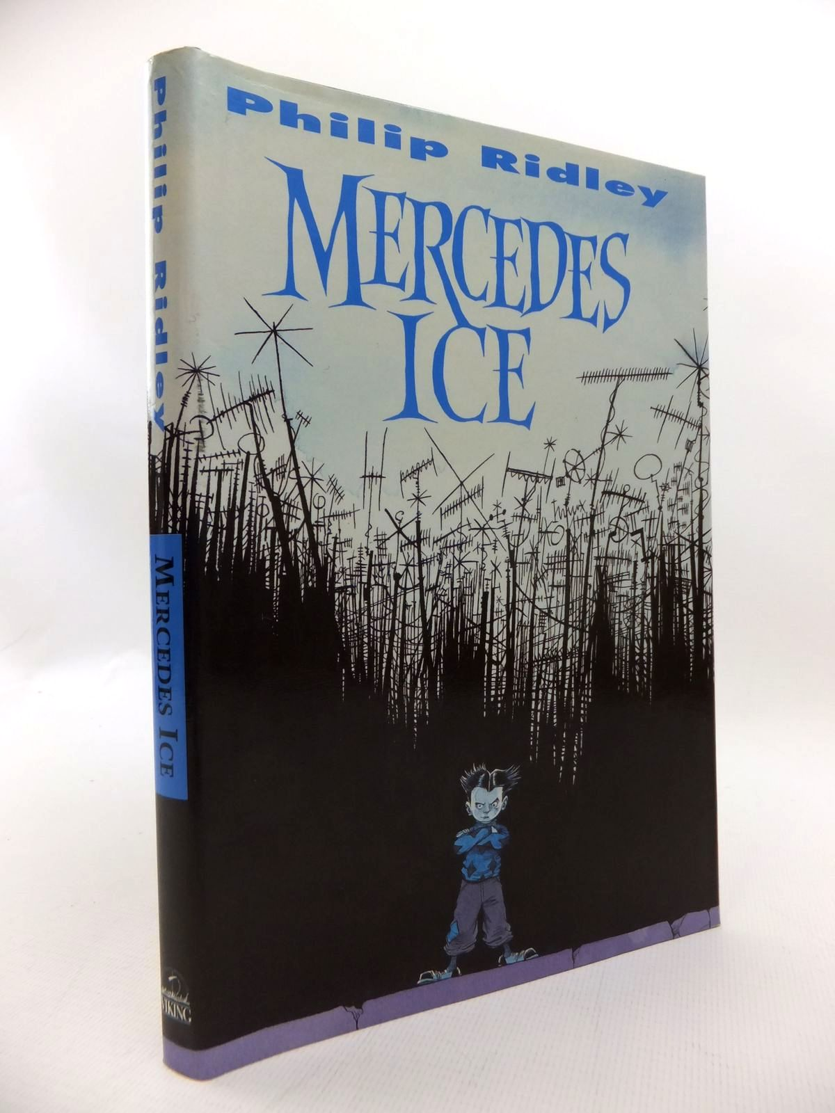 Photo of MERCEDES ICE: AN URBAN FAIRY STORY FOR MODERN CHILDREN written by Ridley, Philip illustrated by Riddell, Chris published by Viking (STOCK CODE: 1814610)  for sale by Stella & Rose's Books