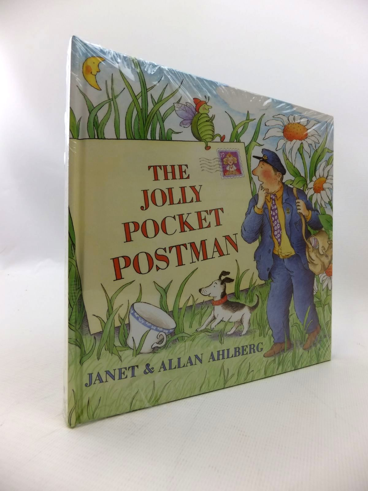 Photo of THE JOLLY POCKET POSTMAN written by Ahlberg, Allan illustrated by Ahlberg, Janet published by Heinemann (STOCK CODE: 1814633)  for sale by Stella & Rose's Books