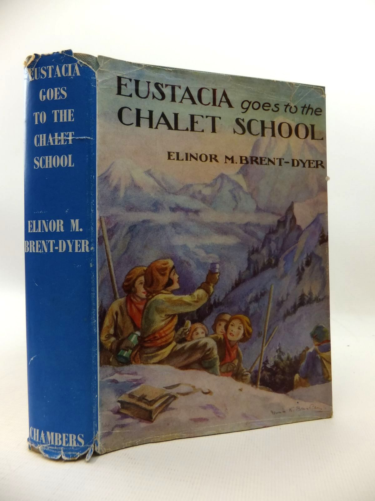 Photo of EUSTACIA GOES TO THE CHALET SCHOOL- Stock Number: 1814684