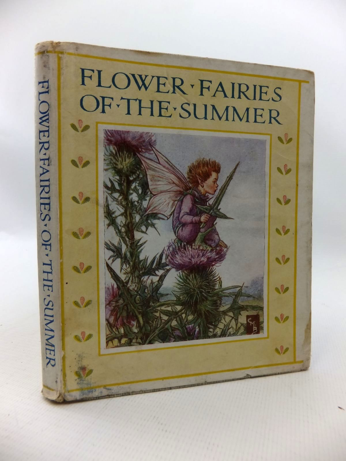 Photo of FLOWER FAIRIES OF THE SUMMER written by Barker, Cicely Mary illustrated by Barker, Cicely Mary published by Blackie & Son Ltd. (STOCK CODE: 1814694)  for sale by Stella & Rose's Books
