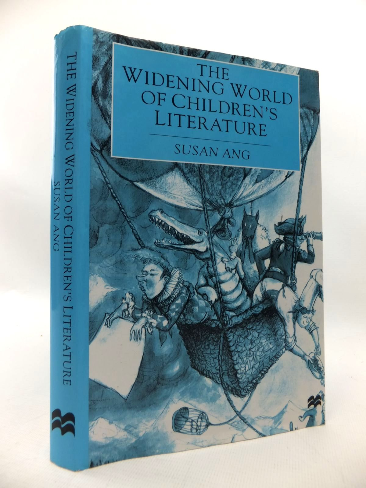 Photo of THE WIDENING WORLD OF CHILDREN'S LITERATURE written by Ang, Susan published by Macmillan Press Ltd (STOCK CODE: 1814715)  for sale by Stella & Rose's Books