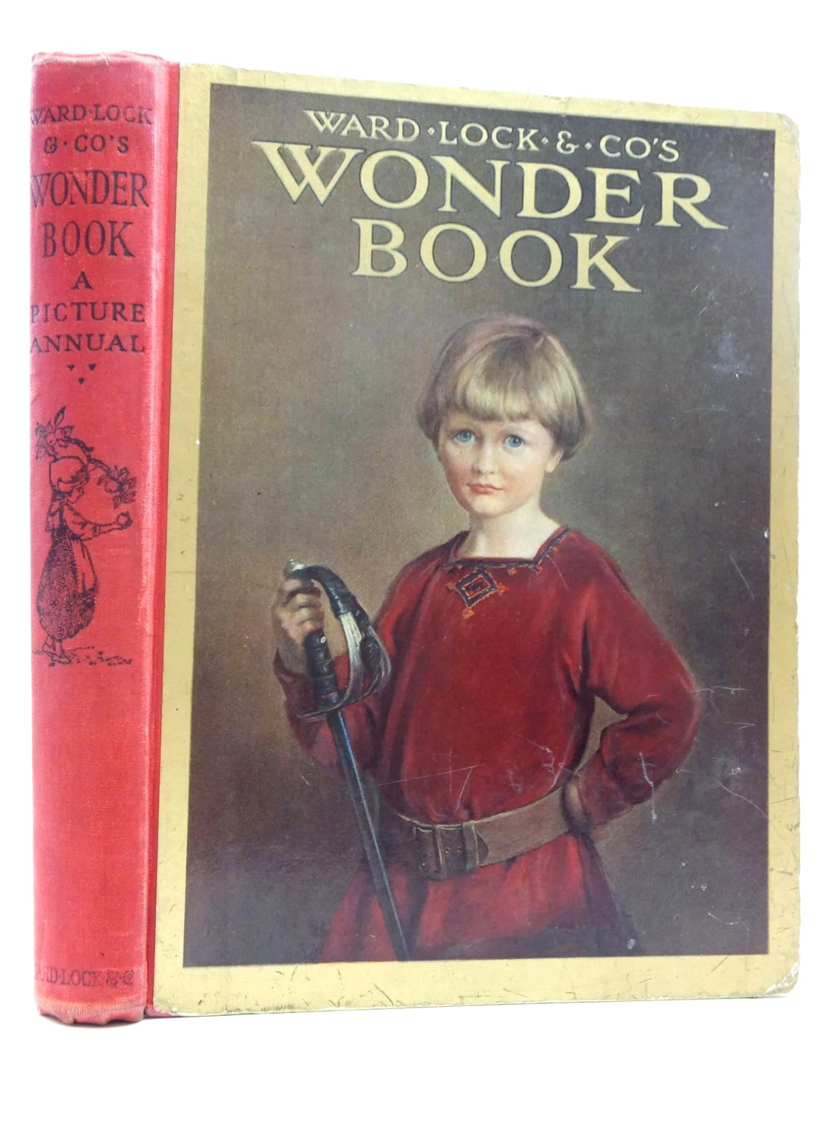Photo of WARD LOCK & CO'S WONDER BOOK 1924 written by Golding, Harry<br />Herbertson, Agnes Grozier<br />Temple, Chris<br />Pope, Jessie<br />et al, illustrated by Topham, Inez<br />Jones, Grace<br />Tarrant, Margaret<br />Maybank, Thomas<br />et al., published by Ward Lock & Co Ltd. (STOCK CODE: 1814729)  for sale by Stella & Rose's Books