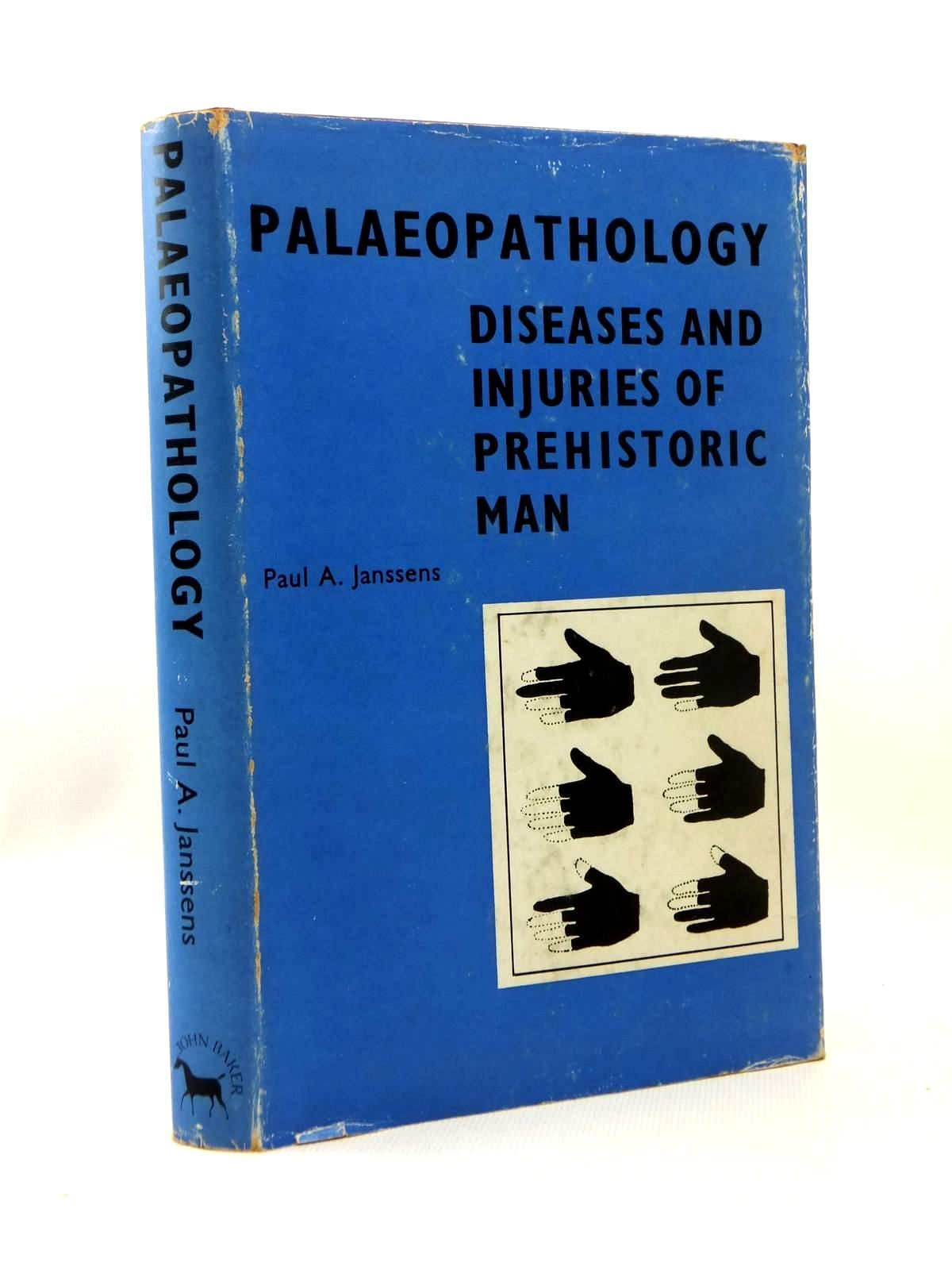 Photo of PALAEOPATHOLOGY: DISEASES AND INJURIES OF PREHISTORIC MAN written by Janssens, Paul A. published by John Baker (STOCK CODE: 1814735)  for sale by Stella & Rose's Books