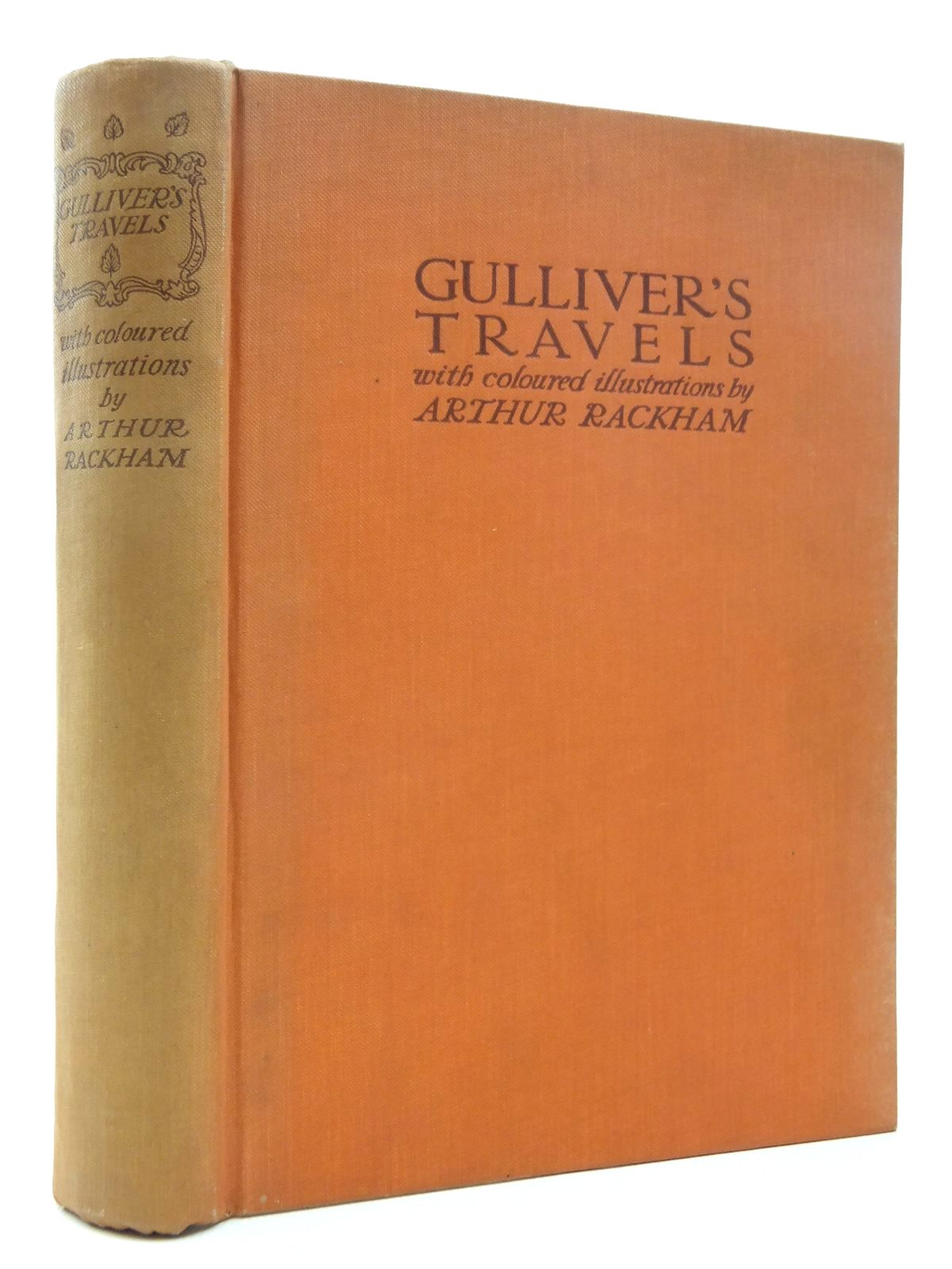 Photo of GULLIVER'S TRAVELS INTO SEVERAL REMOTE NATIONS OF THE WORLD