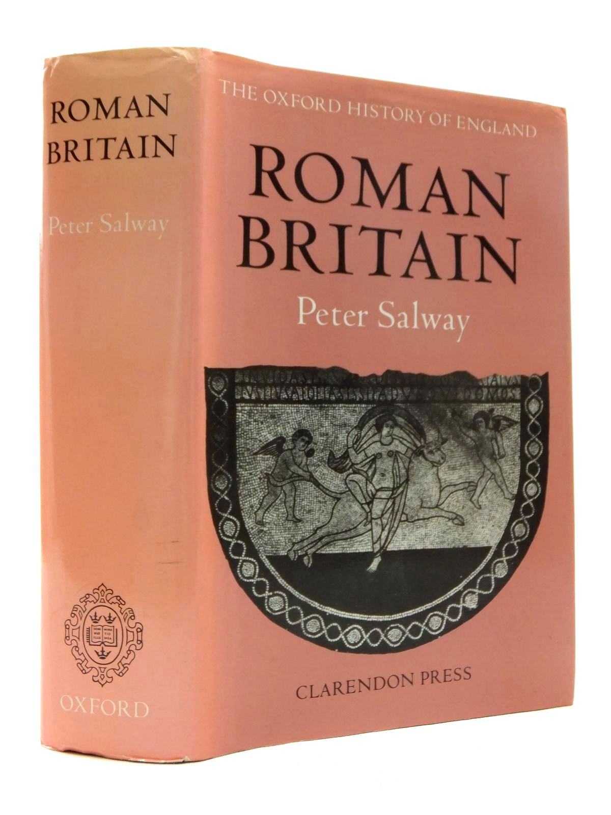Photo of ROMAN BRITAIN written by Salway, Peter published by Book Club Associates (STOCK CODE: 1814766)  for sale by Stella & Rose's Books