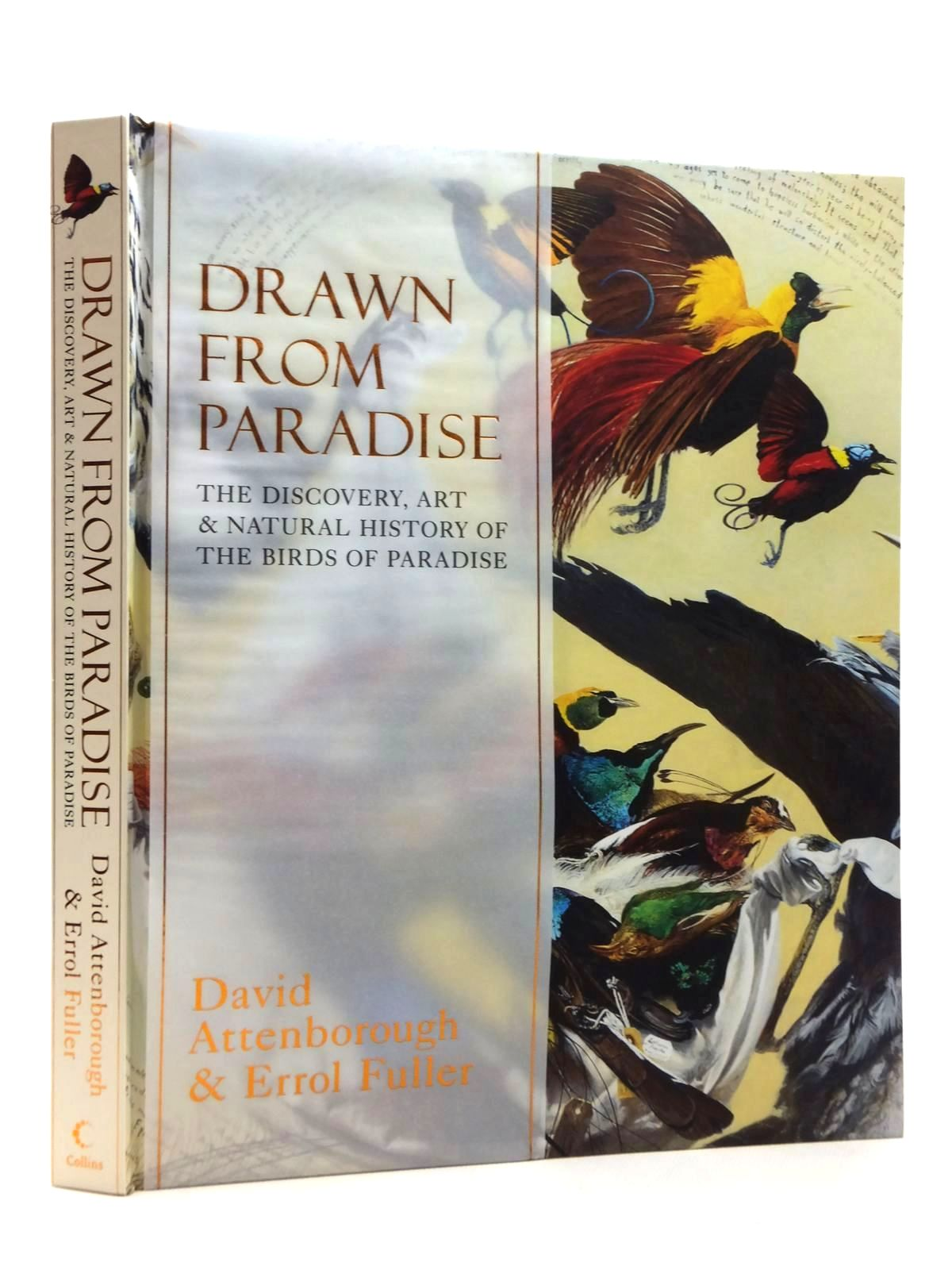 Photo of DRAWN FROM PARADISE written by Attenborough, David<br />Fuller, Errol published by Collins (STOCK CODE: 1814915)  for sale by Stella & Rose's Books