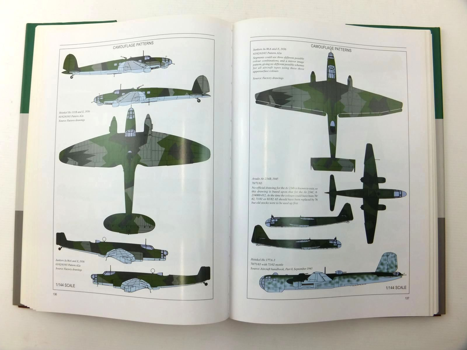Photo of LUFTWAFFE COLOURS 1935 - 1945 written by Ullmann, Michael published by Hikoki Publications (STOCK CODE: 1815037)  for sale by Stella & Rose's Books