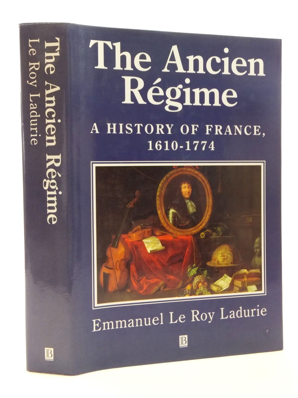 Photo of THE ANCIEN REGIME: A HISTORY OF FRANCE 1610-1774 written by Ladurie, Emmanuel Le Roy published by Blackwell Publishers (STOCK CODE: 1815130)  for sale by Stella & Rose's Books