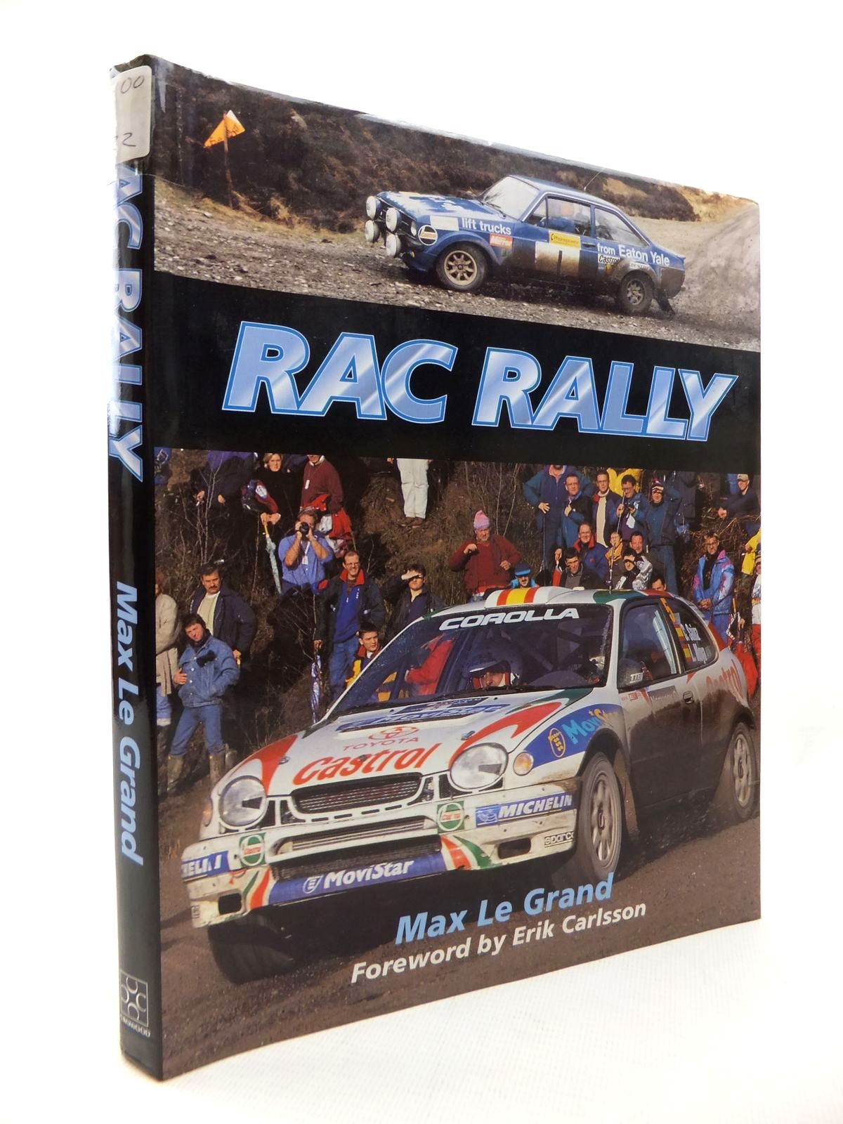 Photo of RAC RALLY written by Le Grand, Max published by The Crowood Press (STOCK CODE: 1815239)  for sale by Stella & Rose's Books