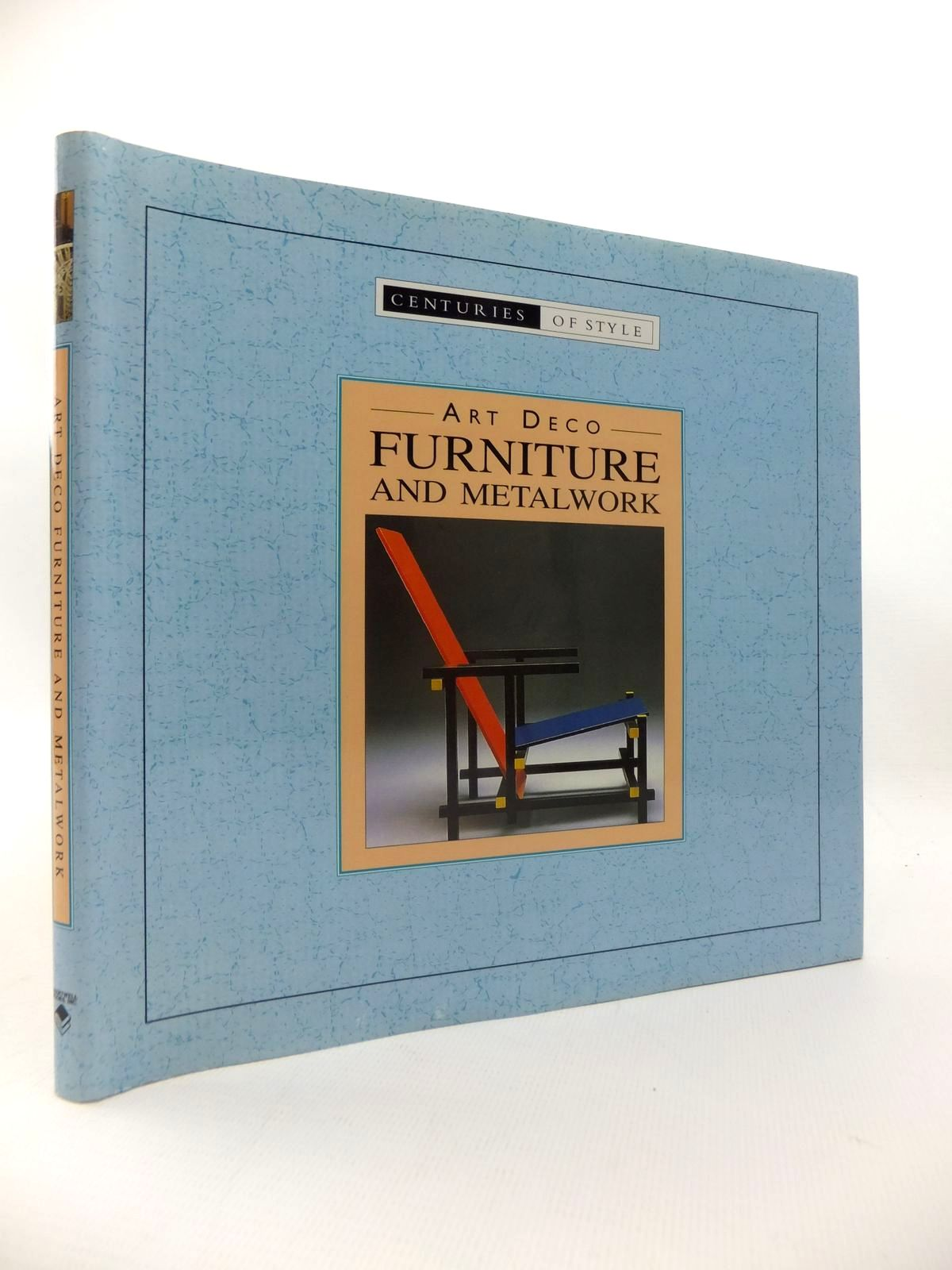 Photo of ART DECO FURNITURE AND METALWORK published by Chartwell Books Inc. (STOCK CODE: 1815362)  for sale by Stella & Rose's Books