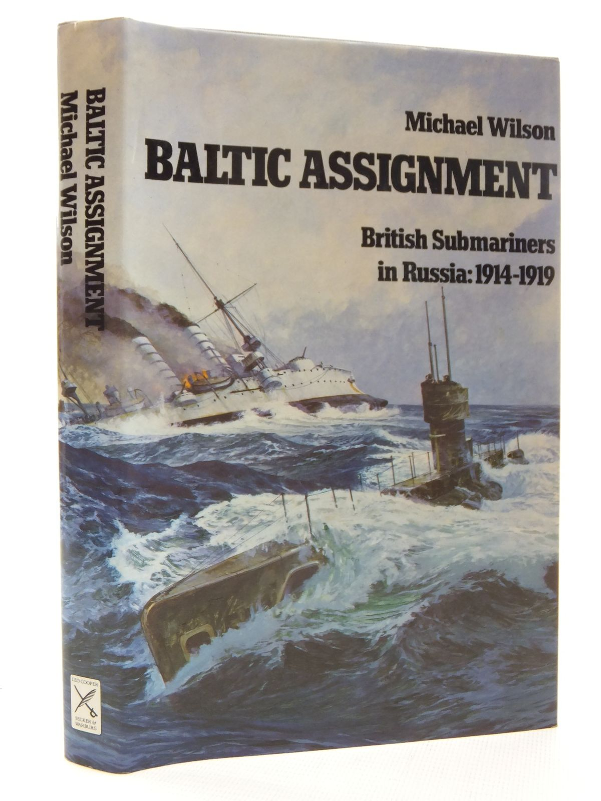 Photo of BALTIC ASSIGNMENT written by Wilson, Michael published by Leo Cooper (STOCK CODE: 1815434)  for sale by Stella & Rose's Books