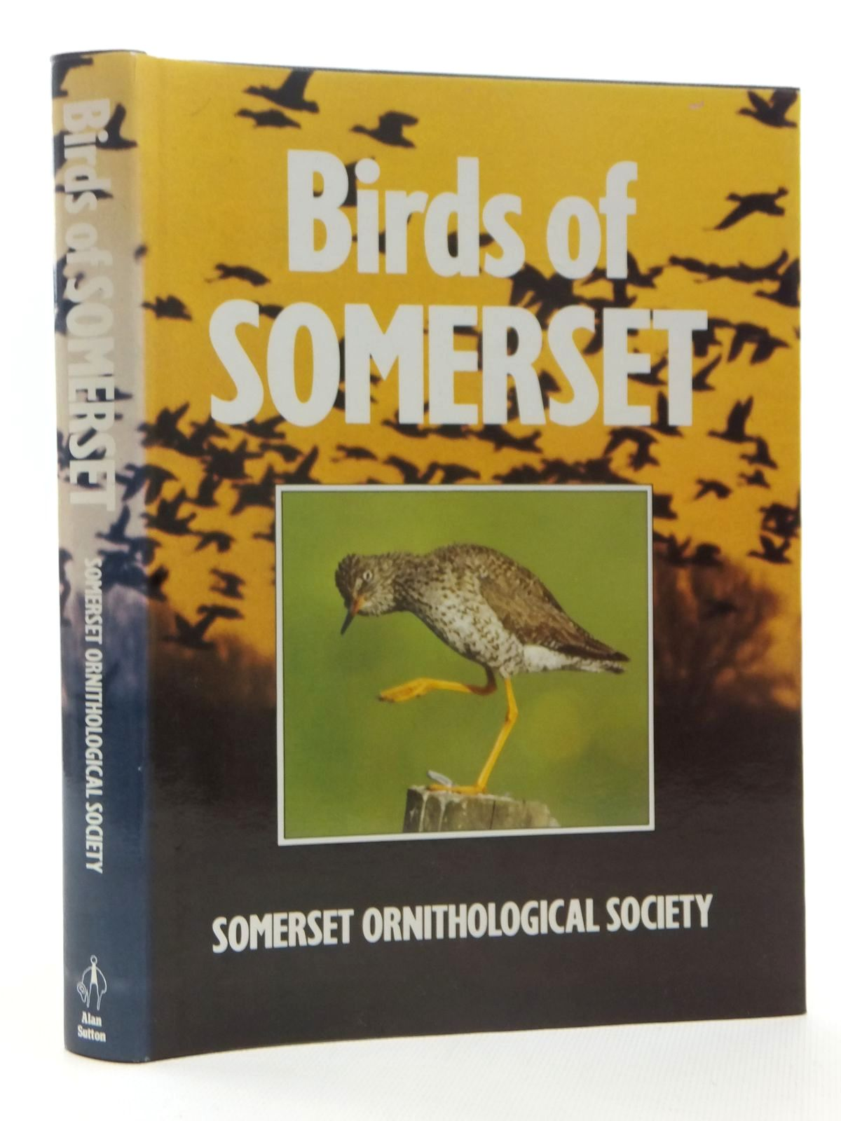 Photo of BIRDS OF SOMERSET written by Somerset Ornithological Society, published by Alan Sutton (STOCK CODE: 1815469)  for sale by Stella & Rose's Books