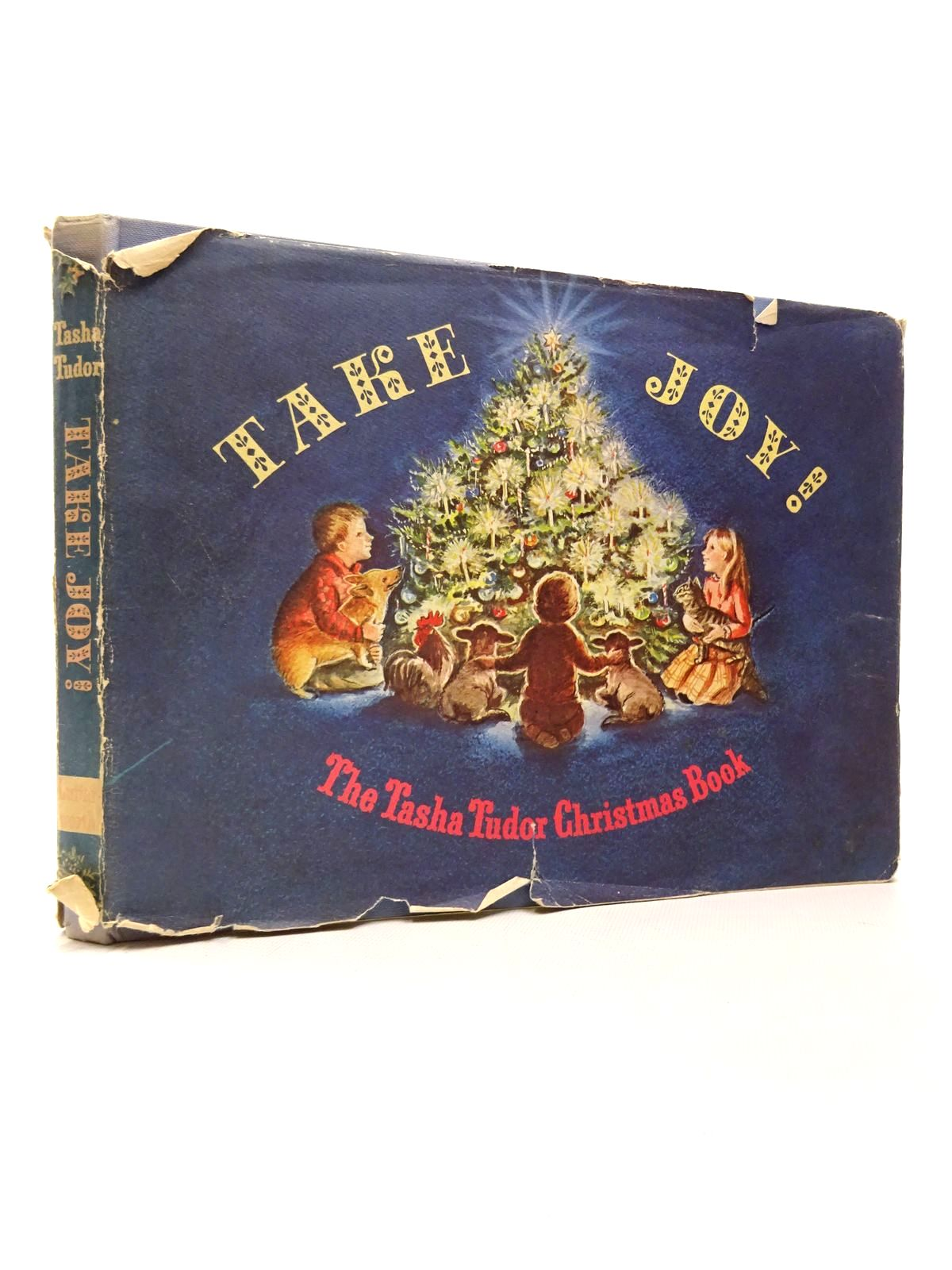 Photo of TAKE JOY! written by Tudor, Tasha illustrated by Tudor, Tasha published by Lutterworth Press (STOCK CODE: 1815531)  for sale by Stella & Rose's Books