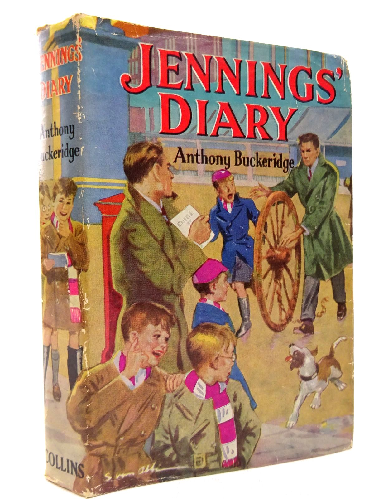 Photo of JENNINGS' DIARY written by Buckeridge, Anthony published by Collins (STOCK CODE: 1815565)  for sale by Stella & Rose's Books