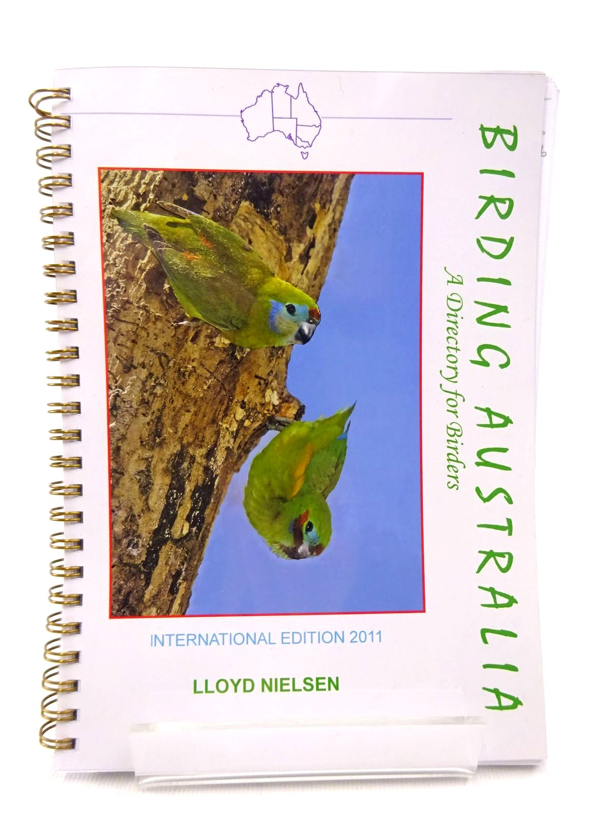 Photo of BIRDING AUSTRALIA: A DIRECTORY FOR BIRDERS written by Nielsen, Lloyd published by Lloyd Nielsen (STOCK CODE: 1815576)  for sale by Stella & Rose's Books