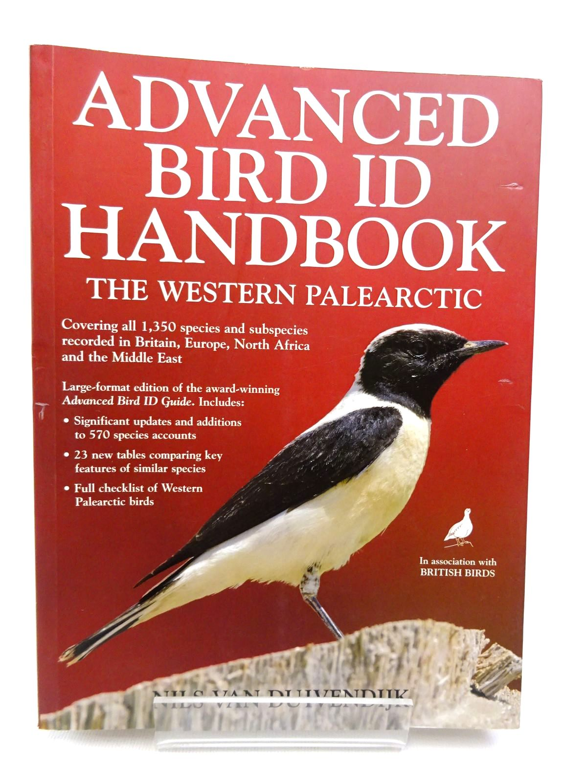 Photo of ADVANCED BIRD ID HANDBOOK: THE WESTERN PALEARCTIC written by Van Duivenduk, Nils published by New Holland (STOCK CODE: 1815579)  for sale by Stella & Rose's Books