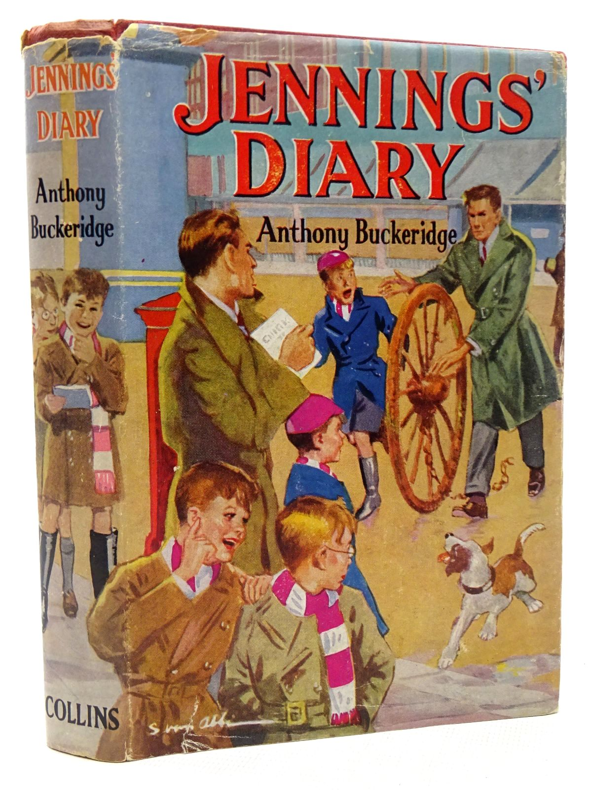 Photo of JENNINGS' DIARY written by Buckeridge, Anthony published by Collins (STOCK CODE: 1815589)  for sale by Stella & Rose's Books