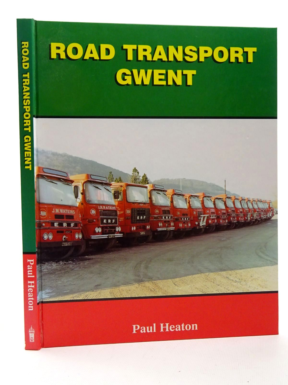 Photo of ROAD TRANSPORT GWENT written by Heaton, Paul published by P.M. Heaton Publishing (STOCK CODE: 1815615)  for sale by Stella & Rose's Books