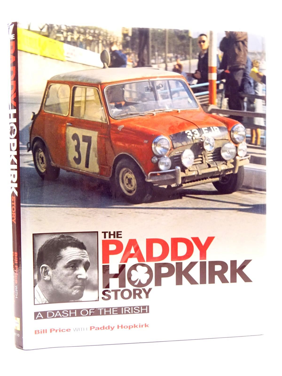 The Paddy Hopkirk Story A Dash Of The Irish