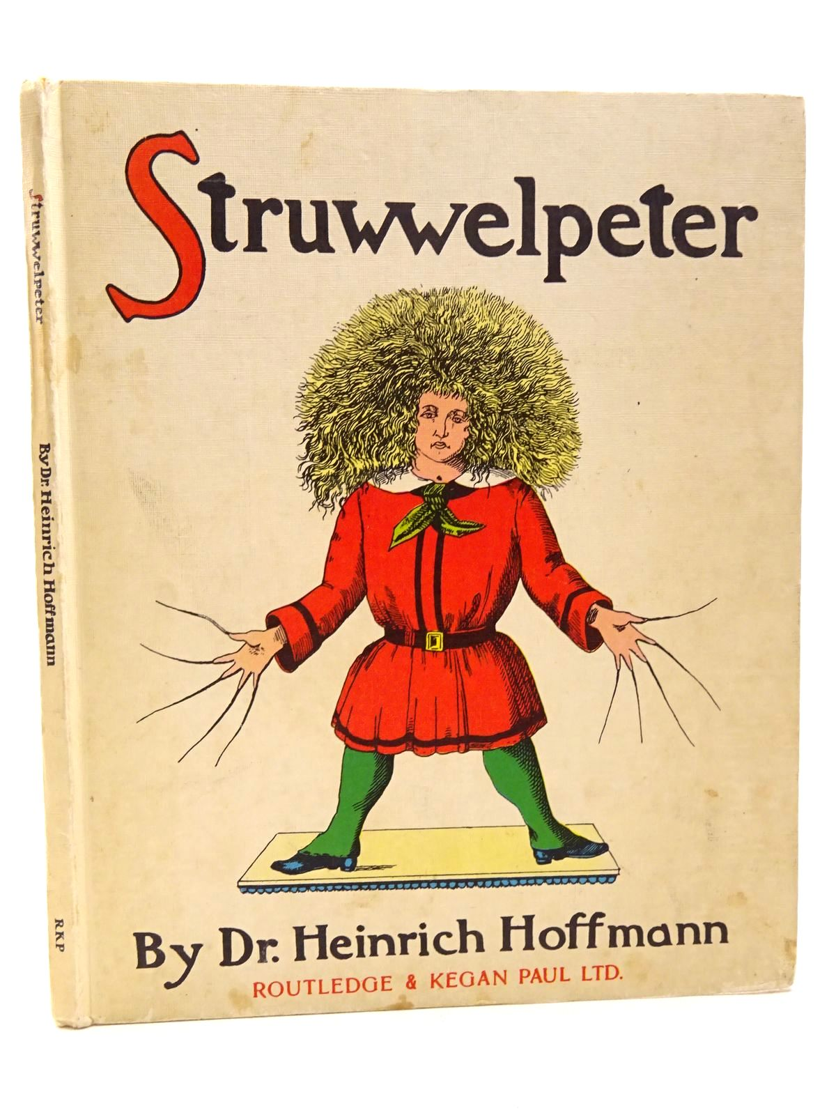 Photo of STRUWWELPETER written by Hoffmann, Heinrich published by Routledge & Kegan Paul (STOCK CODE: 1815756)  for sale by Stella & Rose's Books