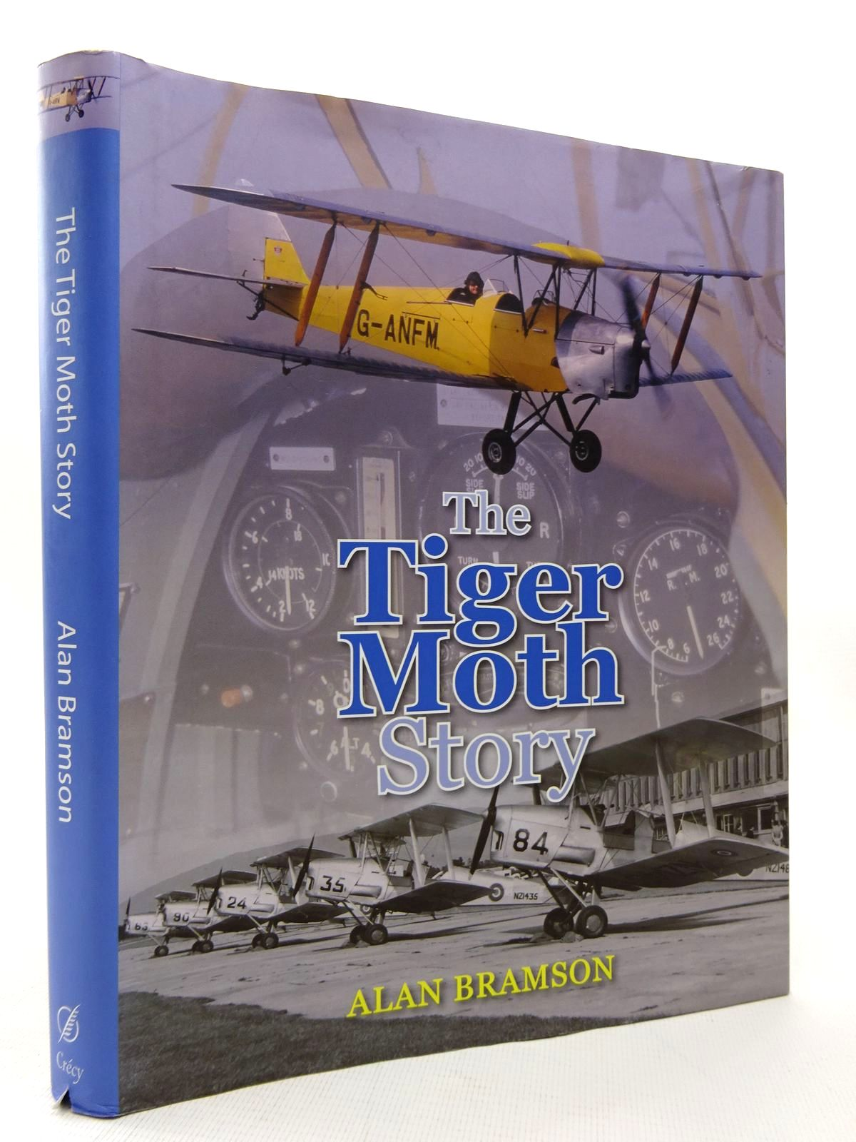 Photo of THE TIGER MOTH STORY written by Bramson, Alan published by Crecy Publishing Limited (STOCK CODE: 1815816)  for sale by Stella & Rose's Books