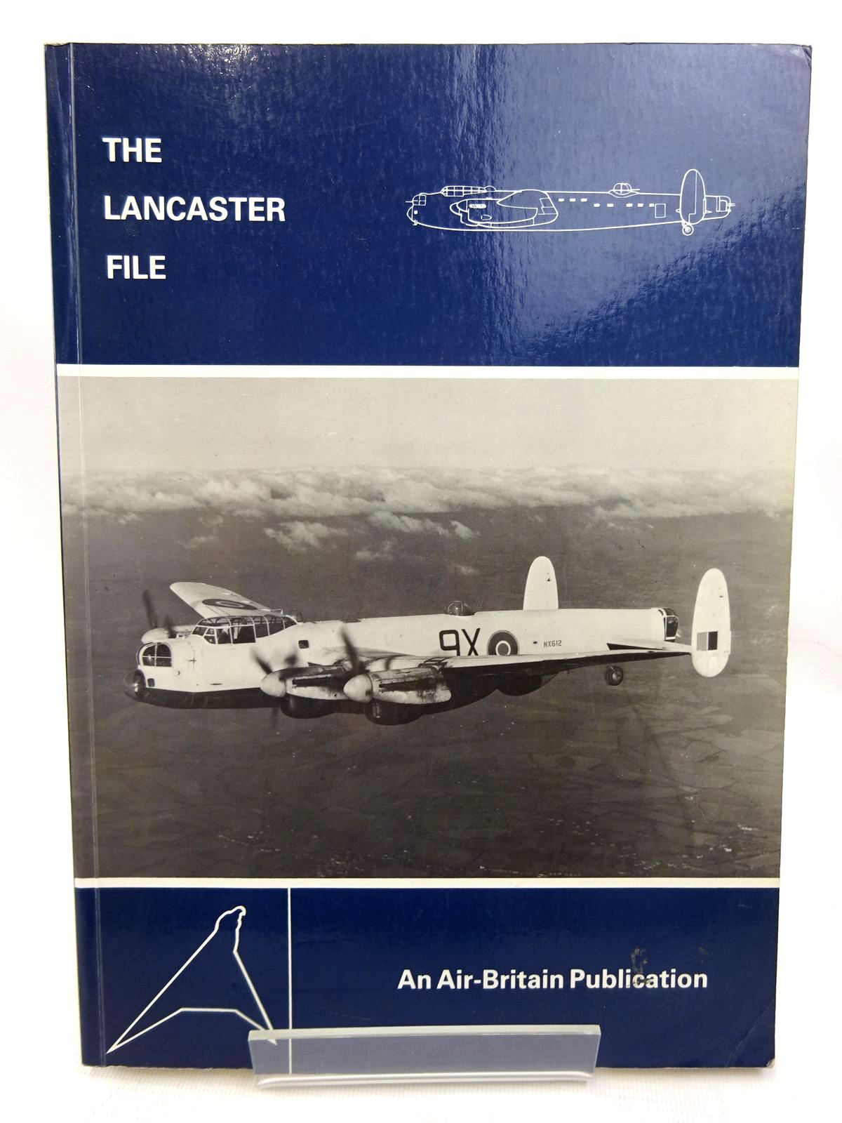 Photo of THE LANCASTER FILE written by Halley, James J. published by Air-Britain (Historians) Ltd. (STOCK CODE: 1815862)  for sale by Stella & Rose's Books