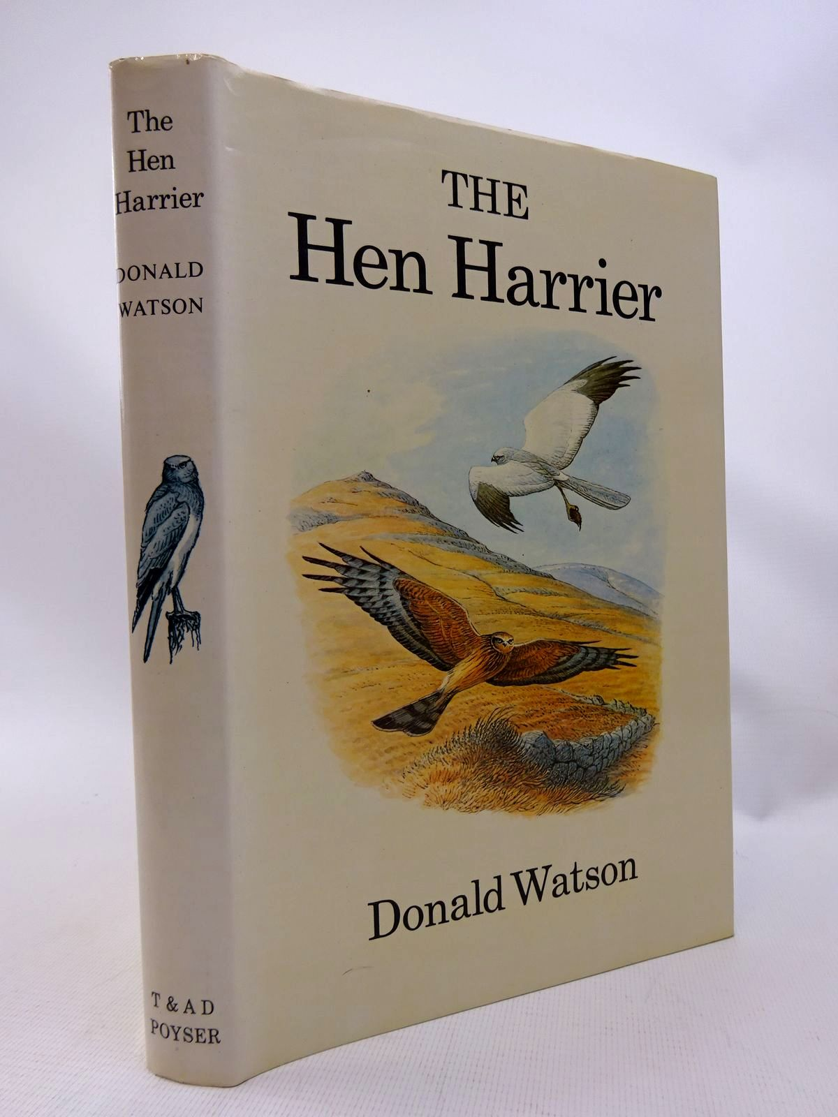 Photo of THE HEN HARRIER written by Watson, Donald illustrated by Watson, Donald published by T. & A.D. Poyser (STOCK CODE: 1815871)  for sale by Stella & Rose's Books