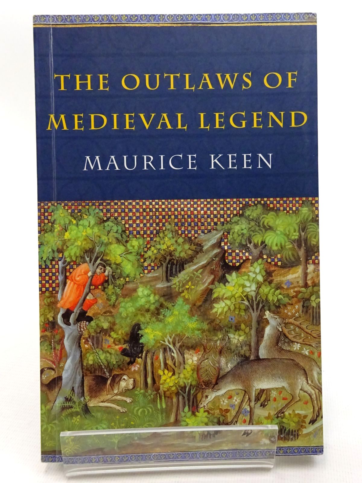 Photo of THE OUTLAWS OF MEDIEVAL LEGEND written by Keen, Maurice published by Routledge (STOCK CODE: 1815896)  for sale by Stella & Rose's Books