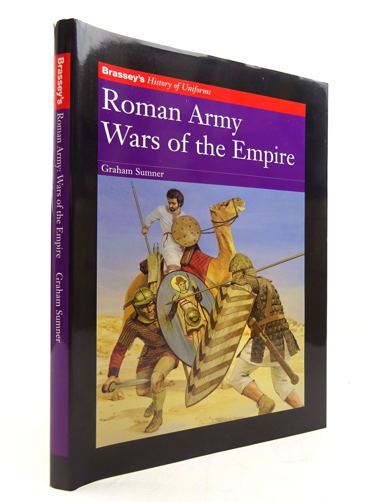 Photo of ROMAN ARMY WARS OF THE EMPIRE written by Sumner, Graham illustrated by Turner, Graham published by Brassey's (STOCK CODE: 1816015)  for sale by Stella & Rose's Books