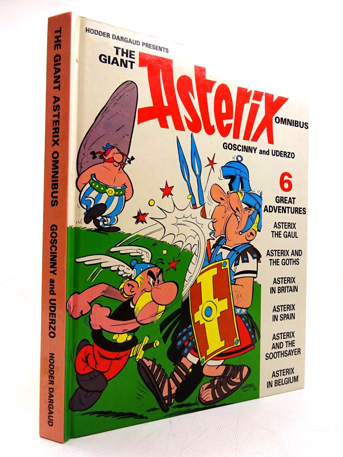 Photo of THE GIANT ASTERIX OMNIBUS