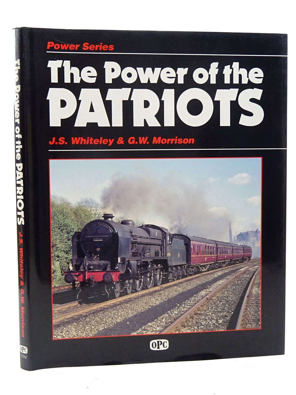 Photo of THE POWER OF THE PATRIOTS written by Whiteley, J.S.<br />Morrison, G.W. published by Oxford Publishing (STOCK CODE: 1816153)  for sale by Stella & Rose's Books