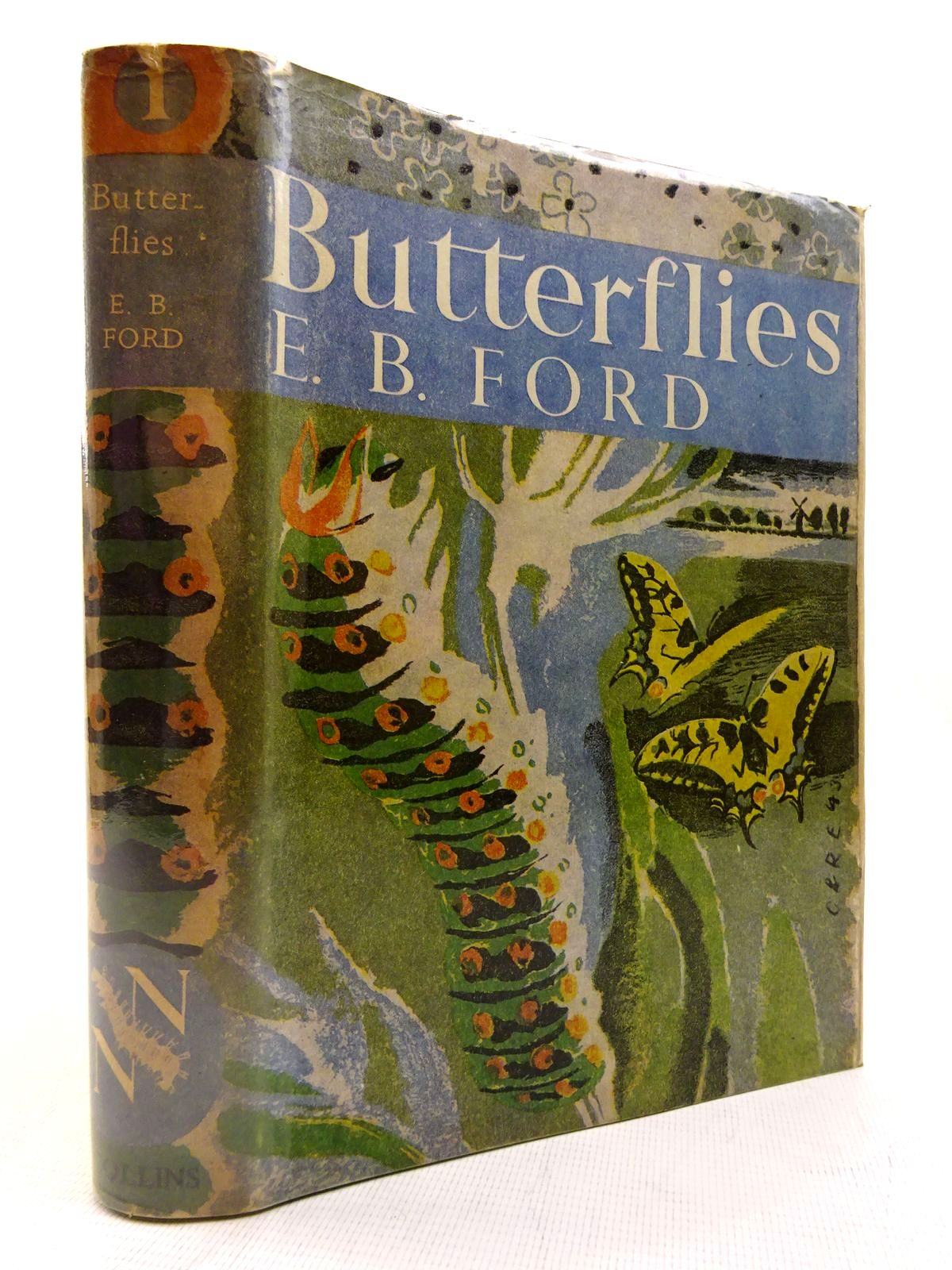Photo of BUTTERFLIES (NN 1) written by Ford, E.B. published by Collins (STOCK CODE: 1816336)  for sale by Stella & Rose's Books
