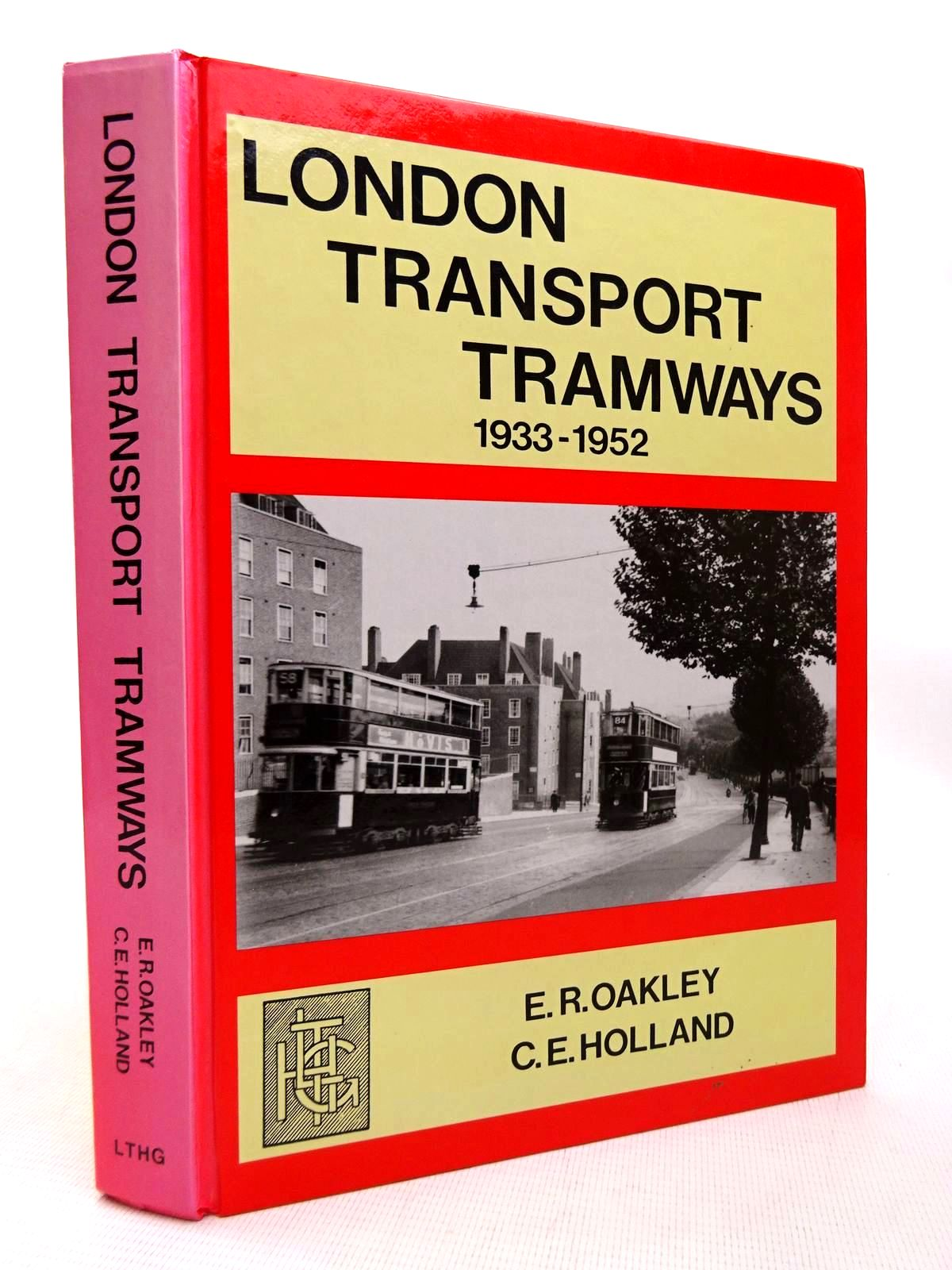Photo of LONDON TRANSPORT TRAMWAYS 1933-1952