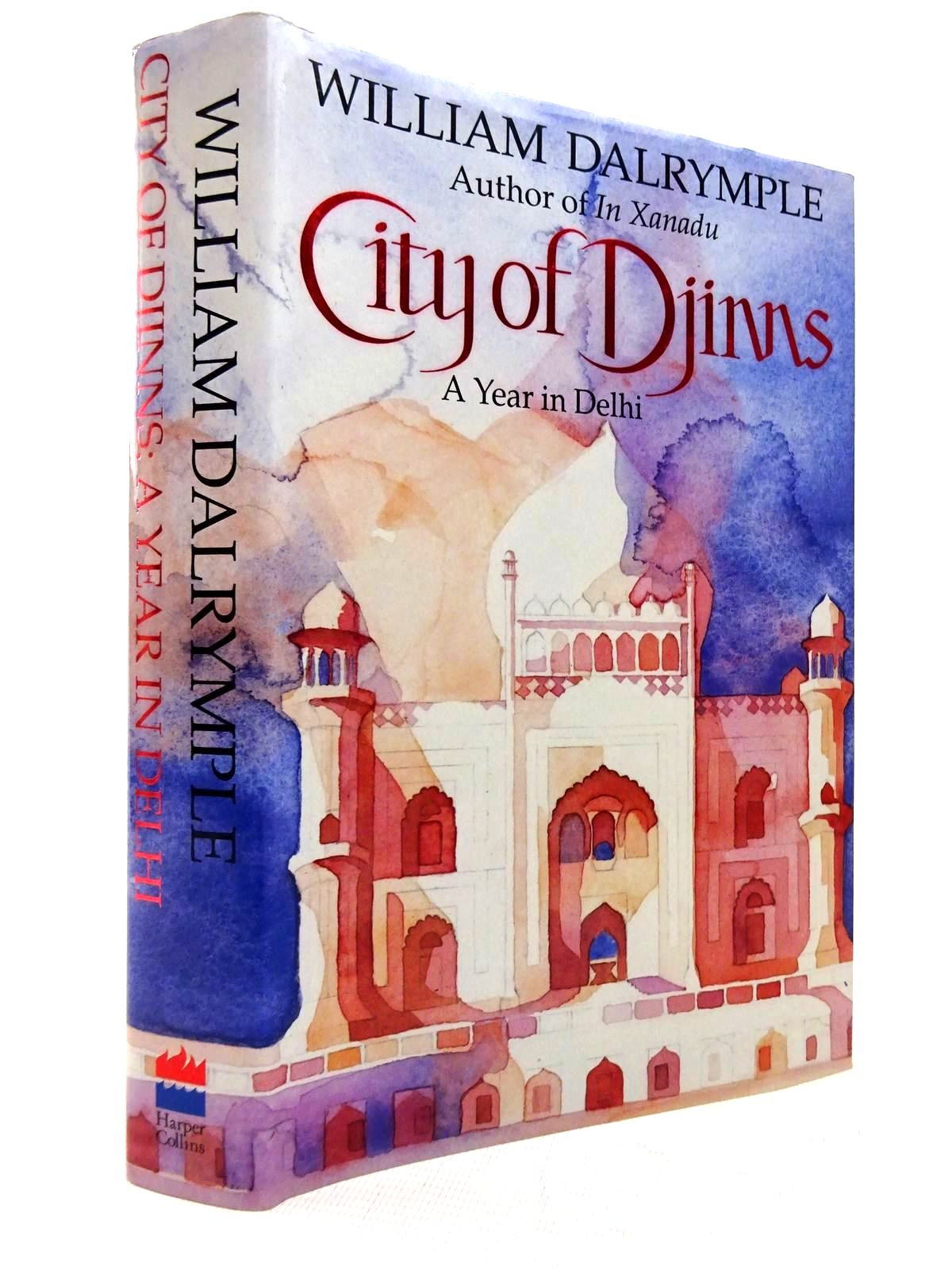 Photo of CITY OF DJINNS written by Dalrymple, William illustrated by Fraser, Olivia published by Harper Collins (STOCK CODE: 1816381)  for sale by Stella & Rose's Books