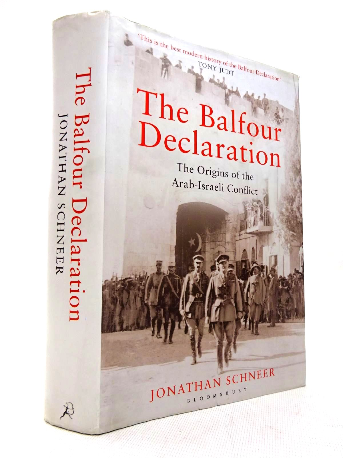 Photo of THE BALFOUR DECLARATION: THE ORIGINS OF THE ARAB-ISRAELI CONFLICT written by Schneer, Jonathan published by Bloomsbury (STOCK CODE: 1816385)  for sale by Stella & Rose's Books
