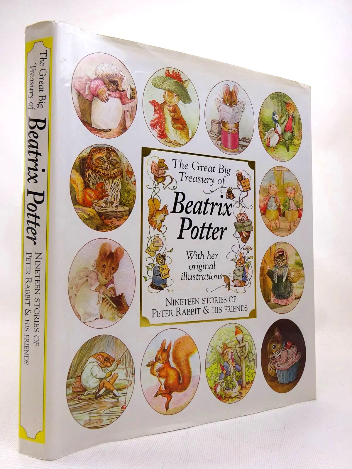 Photo of THE GREAT BIG TREASURY OF BEATRIX POTTER written by Potter, Beatrix illustrated by Potter, Beatrix published by Leopard (STOCK CODE: 1816413)  for sale by Stella & Rose's Books